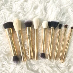 Tarte 9 piece Brush Set